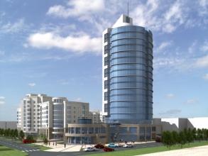 Скачать бесплатно дипломный проект ПГС Диплом №  Диплом №1087 Административно гостиничный комплекс в г Екатеринбург