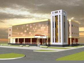 Скачать бесплатно дипломный проект ПГС Диплом № Торговый  Диплом №1001 Торговый центр в г Ухта