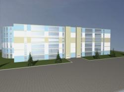 Скачать бесплатно дипломный проект ПГС Диплом № этажный  Диплом №1045 7 этажный гараж на 500 легковых автомобилей в г Воронеж