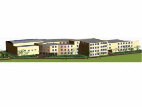 Скачать бесплатно дипломный проект ПГС Диплом № Здание  Диплом №1020 Здание средней школы в г Белгород