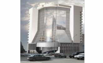 Скачать бесплатно дипломный проект ПГС Диплом № Общественное  Диплом №1039 Общественное здание c подземной автостоянкой в г Новосибирск