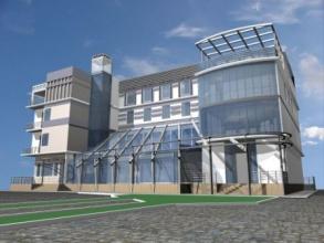 Скачать бесплатно дипломный проект ПГС Диплом № Гостиница в  Диплом №1080 Гостиница в г Краснодар