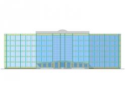 Скачать бесплатно дипломный проект ПГС Диплом № Гостинично  Диплом №1051 Гостинично офисный центр в г Тольятти