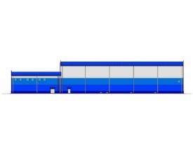 Скачать бесплатно дипломный проект ПГС Диплом № Здание  Диплом №3025 Здание распределительного устройства 220 кВ с релейным щитом на территории ПС 220 110 35 кВ в г Могоча