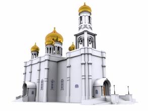 Скачать бесплатно дипломный проект ПГС Диплом № Православный  Диплом №1126 Православный Храм на 700 прихожан в Амурской области г Тында