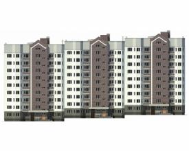 Скачать бесплатно дипломный проект ПГС Диплом № Многоэтажный  Диплом №2075 Многоэтажный жилой дом в г Смоленск