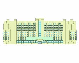 Скачать бесплатно дипломный проект ПГС Диплом № Гостиница на  Диплом №1144 Гостиница на 600 мест в г Адлер