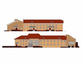 Скачать бесплатно дипломный проект ПГС Диплом № Участковая  Диплом №1159 Участковая больница с поликлиникой в р п Промышленное Кемеровского района