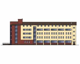 Скачать бесплатно дипломный проект ПГС Диплом № Торгово  Диплом №1160 Торгово офисный центр в г Ярославль