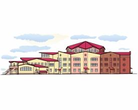 Скачать бесплатно дипломный проект ПГС Диплом №  Диплом №1161 Проектирование детского сада на 260 мест в п Энергетик Иркутской области г Братск