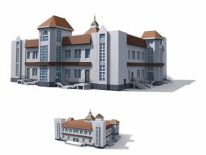 Скачать бесплатно дипломный проект ПГС Диплом № Торговый  Диплом №1165 Торговый комплекс в г Ишим Тюменской области