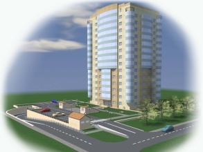 Скачать бесплатно дипломный проект ПГС Диплом № ти  Диплом №2104 14 ти этажный жилой дом с подземной автостоянкой в г Белгород