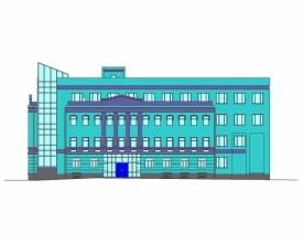 Скачать бесплатно дипломный проект ПГС Диплом №  Диплом №1186 Сберегательный банк в г Александров