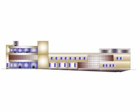 Купить дипломный Диплом № Торговый центр в г Курск Цена  Диплом №1191 Торговый центр в г Курск