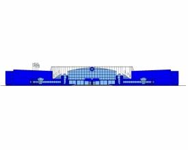 Скачать бесплатно дипломный проект ПГС Диплом №  Диплом №1204 Строительство быстровозводимого крытого катка в г Москве